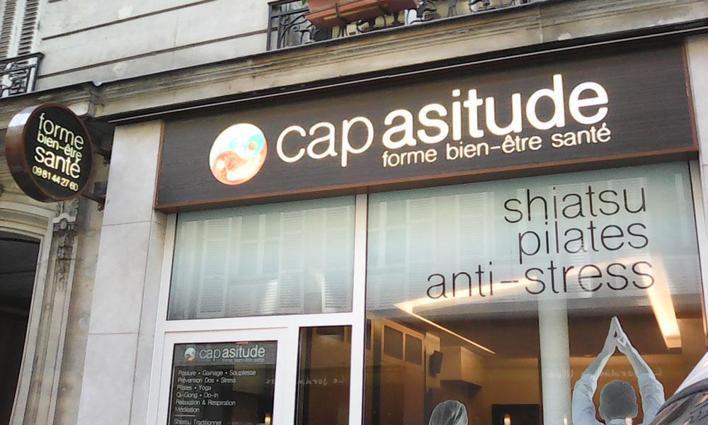 Adhésifs transparents anti effraction imprimé en Quadri pour vitrine