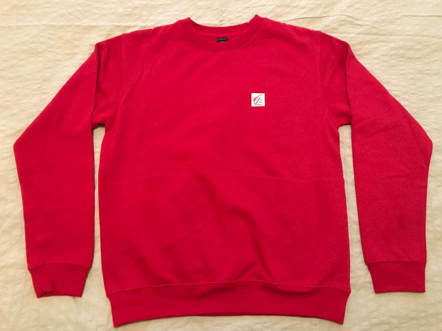 Impression textile pour la caisse d'épargne  Sweat-shirt personnalisé