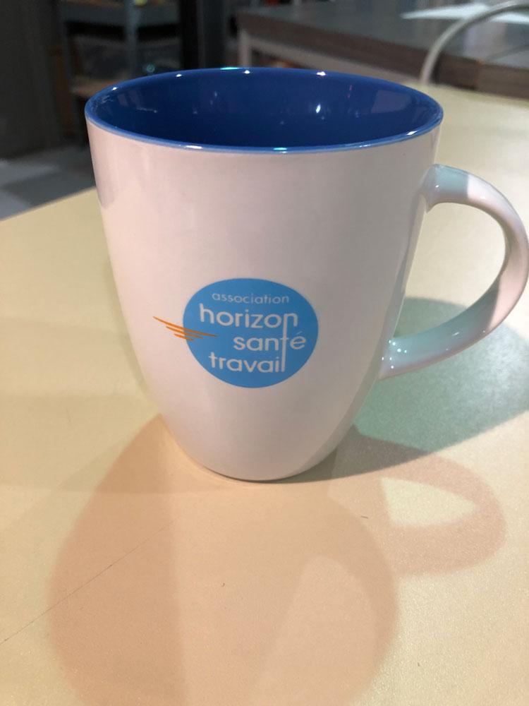 Objet pub personnalisation Mug